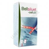 """Bellsiluet Cellulit Laboratorios Abad (anteriormente Kiluva) 14 sobres - Bellsiluet Cellulit 7 + 7 sobres es una combinaci�n de extractos de plantas formulada espec�ficamente para luchar contra los n�dulos de grasa y edemas de la temida """"piel de naranja"""" o celulitis."""