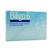 Biligo 6 Azufre Artesan�a Agr�cola 20 viales -
