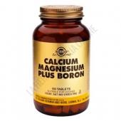 Calcio Magnesio Plus Boro Solgar 100 comprimidos -
