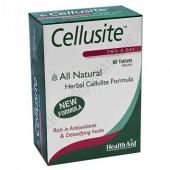 Cellusite Health Aid 60 comprimidos - Cellusite de Health Aid es una completa  formulaci�n especialmente indicada para ayudar al organismo a depurar toxinas, mejorando la circulaci�n y reduciendo la posible formaci�n de celulitis.