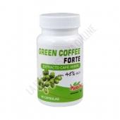 Green Coffee Forte 45% Plantapol 60 c�psulas - Green Coffee Forte Extracto de Caf� verde Plantapol con 45% GCA (�cido Clorog�nico) es un suplemento a base de extracto de caf� verde reforzado con FOS (fructoolilgosac�ridos) y Cromo.