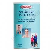 Colageno soluble Plus sabor vainilla con Acido Hialuronico, Magnesio y Vitamina C Integralia 360 gr.