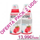 OFERTA 2 uds. Raspberry Ketone L�quido Biocol 500 ml. - Raspberry Ketone Liquid es una formulaci�n a base de Cetona de Frambuesa en forma l�quida que permite una mayor disponibilidad y mayor rapidez de absorci�n.