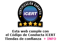 Web certificada de confianza icert