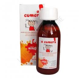 A Comer niñ@s jarabe Soria Natural 150 ml. -