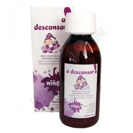 A Descansar niñ@S jarabe Soria Natural 150 ml. -