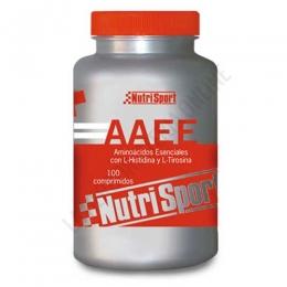 AAEE Aminoácidos Esenciales Nutrisport 1,1 gr. 100 comprimidos -