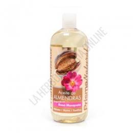 Aceite de Almendras con Rosa Mosqueta Prisma Natural 1 litro
