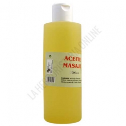Aceite de masaje Madreselva 1 litro -