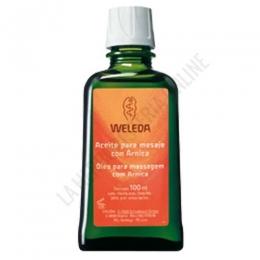 Aceite de Árnica para masaje Weleda 100 ml. -