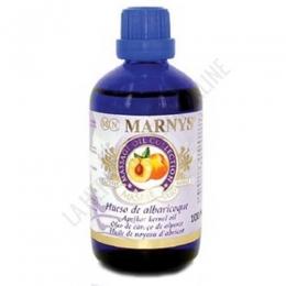 Aceite para masaje de Hueso de Albaricoque Marnys 125 ml. -