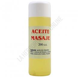 Aceite de masaje Madreselva 200 cc. -