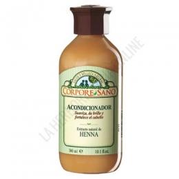 Acondicionador a la Henna Corpore Sano 300 ml. -