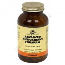 Fórmula Antioxidante Avanzada Solgar 120 cápsulas -