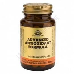 Fórmula Antioxidante Avanzada Solgar 60 cápsulas