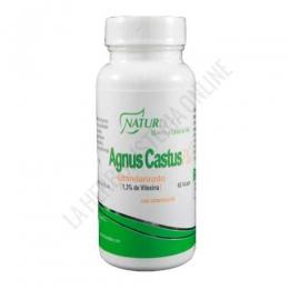 Agnus Castus Plus vitex sauzgatillo Naturlider 60 cápsulas vegetales -
