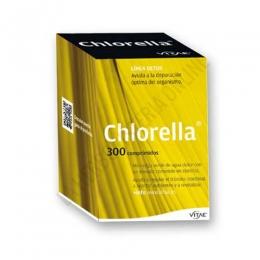Alga Chlorella 200 mg. Vitae 300 comprimidos -