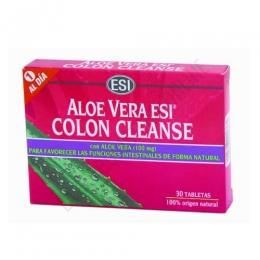 Colon Cleanse Aloe Vera Esi 30 comprimidos -