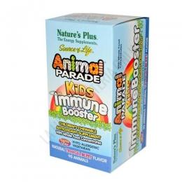 Animal Parade Kids Immune Booster Natures Plus 90 comprimidos masticables -