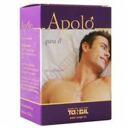 Apolo estimulante para él Tongil 40 cápsulas - PRODUCTO DESCATALOGADO POR EL LABORATORIO FABRICANTE.