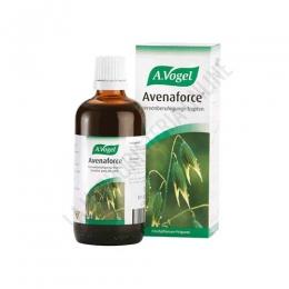 Avenaforce gotas A. Vogel 100 ml. - Avenaforce de A. Vogel pone a tu disposición las propiedades de la Avena, tradicionalmente utilizada como ayuda en casos de nerviosismo e insomnio por su capacidad fortalecedora y equilibrante del sistema nervioso.