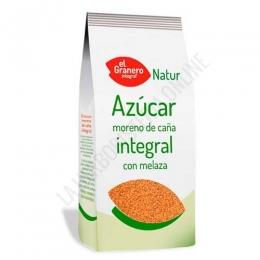 Azúcar moreno de caña integral con melaza El Granero Integral 1 Kg. -