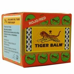 Bálsamo del Tigre Rojo Tiger Balm 19 gr. - Tiger Balm es el auténtico ungüento original de uso externo utilizado tradicionalmente para ayudar al alivio de los dolores musculares.