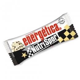 Barrita Energética Nutrisport vainilla cookies 46 gr.
