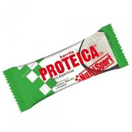 Barrita Proteica Nutrisport sabor coco 46 gr.