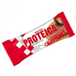 Barrita Proteica Nutrisport sabor galleta 46 gr.