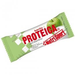 Barrita Proteica Nutrisport sabor yogur manzana 46 gr.