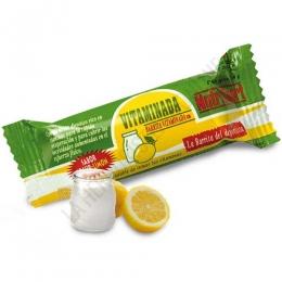 Barrita Vitaminada Nutrisport sabor yogur-limón 44 gr. - Las Barritas Vitaminadas de Nutrisport aportan a la dieta del deportista vitaminas fundamentales para el correcto desarrollo de la actividad física y los procesos de recuperación muscular.   PRODUCTO DESCATALOGADO - NUEVA VITAMIN BAR PULSANDO AQUÍ.