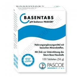 Basentabs PH Balance Pascoe 100 comprimidos + 21 tiras PH