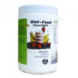 Batido Diet Food sustitutivo comida sabor Chocolate Nale 500 gr. -