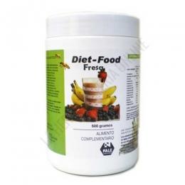 Batido Diet Food sustitutivo comida sabor Fresa Nale 500 gr.