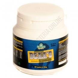 BCAAs Aminoácidos ramificados Sotya 300 comprimidos