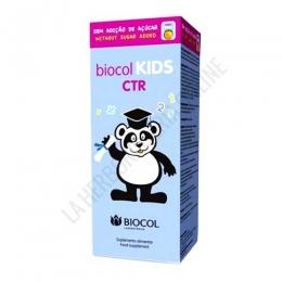 Biocol Kids CTR Concentracion jarabe 150 ml. - PRODUCTO DESCATALOGADO POR EL LABORATORIO FABRICANTE.