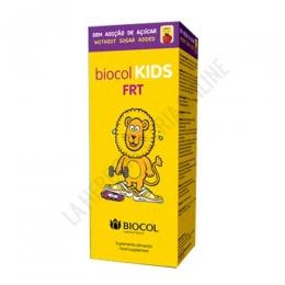 Biocol Kids FRT Defensas jarabe 150 ml.