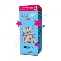Biocol Kids GST Digestion jarabe 90 ml.