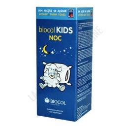 Biocol Kids NOC Noche jarabe 150 ml. - PRODUCTO DESCATALOGADO POR EL LABORATORIO FABRICANTE.