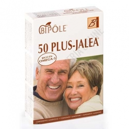 Bipole Jalea Real 50 Plus Intersa 20 ampollas -