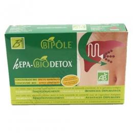 Hepa Bio Detox Bipole Intersa 20 ampollas -