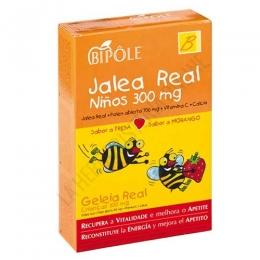 Bipole Jalea Real Niños 300 mg. Intersa 20 ampollas -