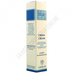 Crema Blue Cap psoriasis Catalysis 50 gr. - La Crema Blue Cap de Catalysis es una formulación específica para ayudar a reparar e hidratar las pieles resecas y descamadas a consecuencia de diversos procesos de la dermis.