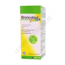 Broncobiol Junior Biocol Kids jarabe 150ml.