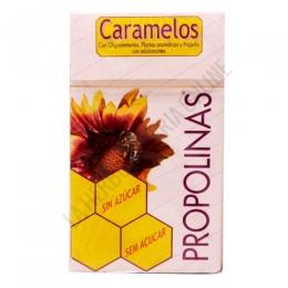 Propolinas Caramelos defensas sin azucar 21 uds. -
