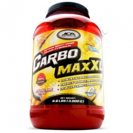 Carbo MaxXL sabor vainilla 3Kg.