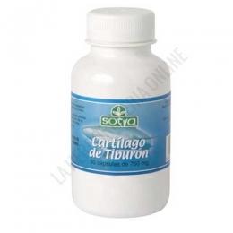 Cartílago de Tiburón 750 mg. Sotya 90 cápsulas -