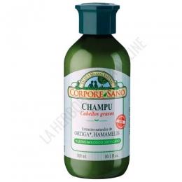 Champú Cabellos Grasos Ortiga y Hamamelis Corpore Sano 300 ml.