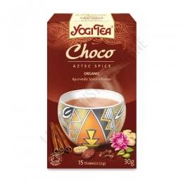 Infusión Chocolate Yogi Tea 17 bolsitas -